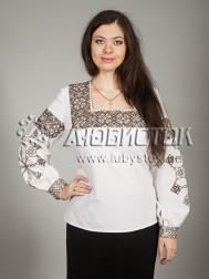 Вишиванка-блуза ЖБВ 17-4
