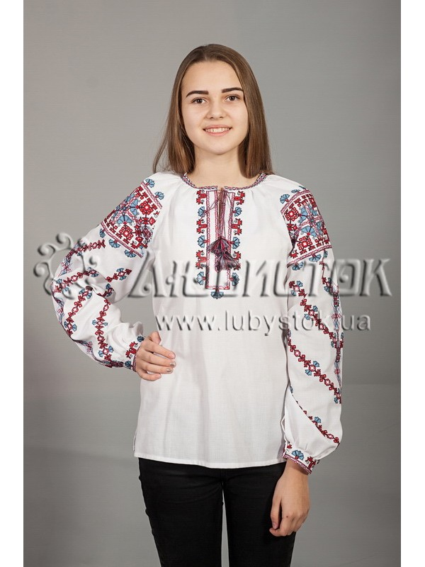 Вишиванка-блуза ЖБВ 18-3