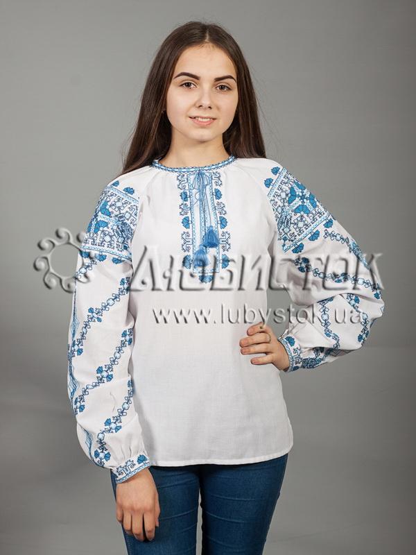 Вишиванка-блуза ЖБВ 18-6