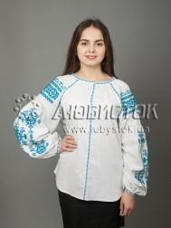 Вишиванка-блуза ЖБВ 24-7