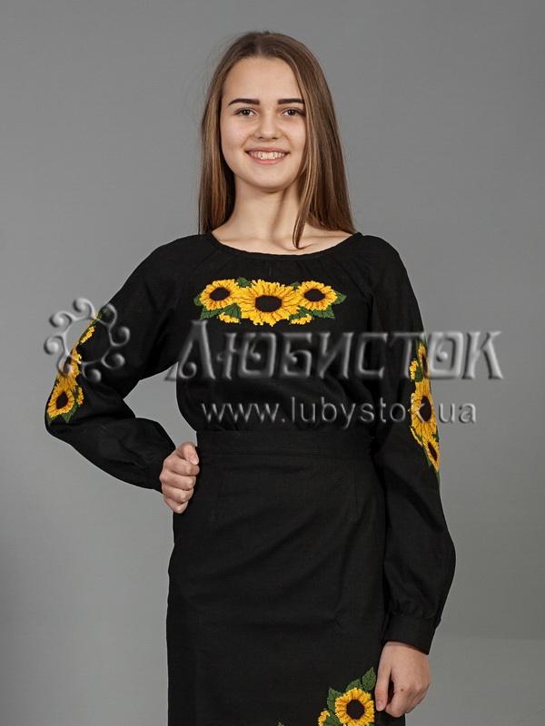 Вишиванка хрестиком жіноча ЖБВ 27-1 - купити fe633f4b28d45