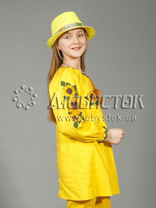 ... Вишиванка хрестиком для дівчинки ЖБВ 27-2 ... c55d67a352538