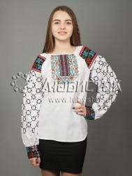 Вишиванка-блуза ЖБВ 29-1