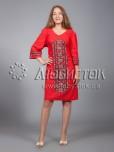 Вишита сукня D-015-03