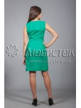 Вишита сукня хрестиком ЖПВ 17-4