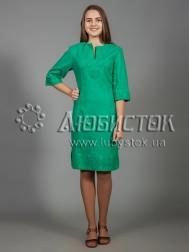Вишита сукня хрестиком ЖПВ 26-6