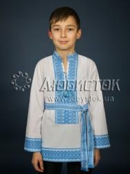 Вишиванка для хлопчика ЧС 8-81Д