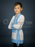 Вишита сорочка для хлопчика ЧС 8-81Д