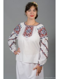 Вишиванка-блуза ЖБВ 35-1 0dda41c867ccb