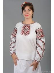 Вишиванка-блуза ЖБВ 35-2 02ac0756037ac