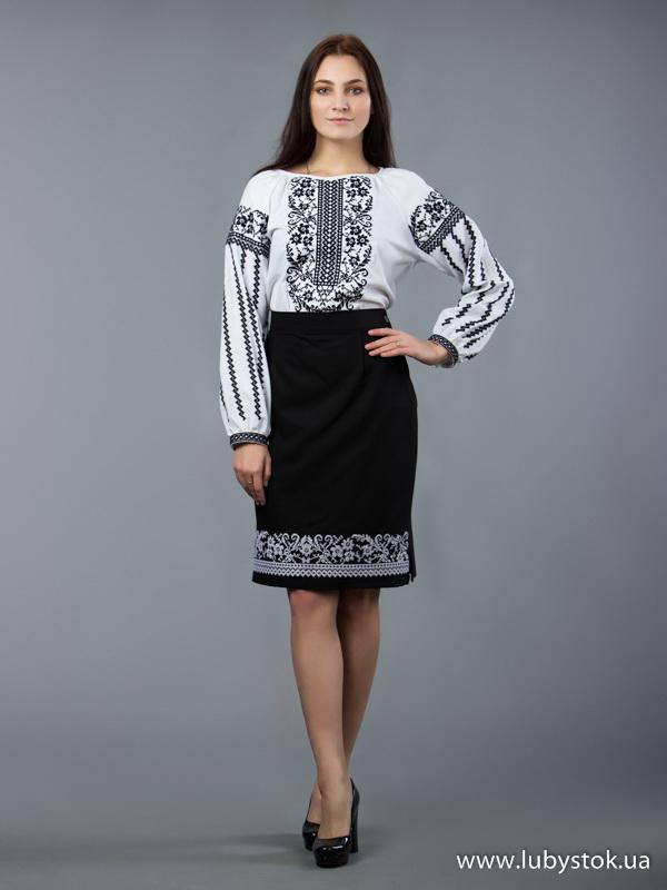 Вишитий жіночий костюм ЖКВ 4-1