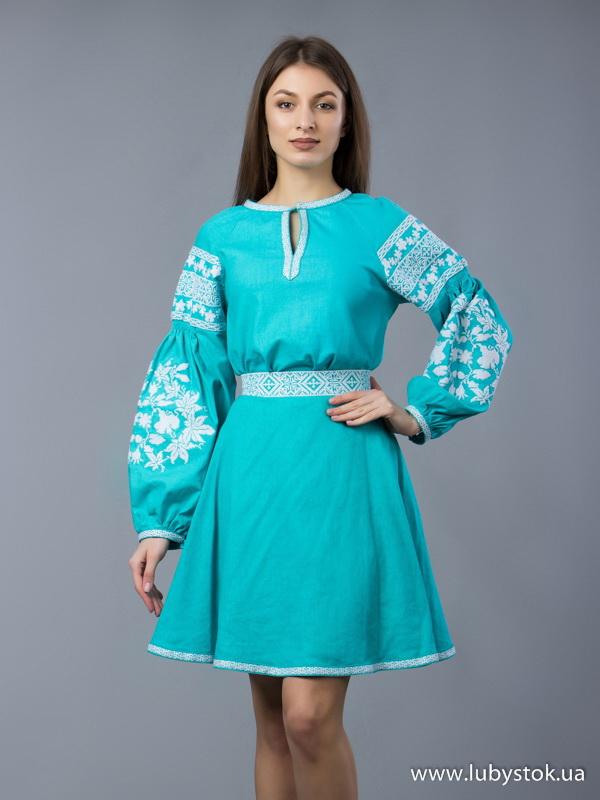 Вишитий жіночий костюм ЖКВ 5-2