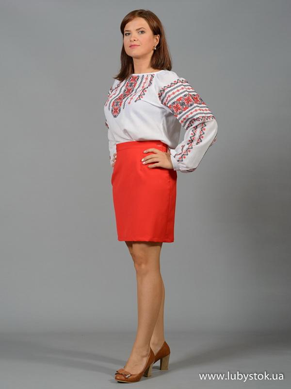 Вишитий жіночий костюм ЖКВ 6-1