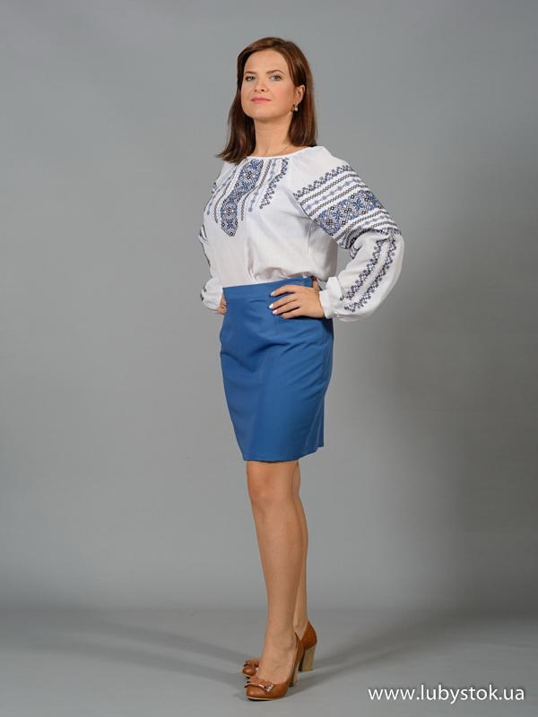 Вишитий жіночий костюм ЖКВ 6-2