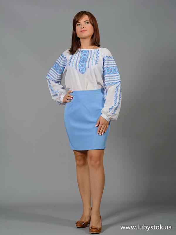 Вишитий жіночий костюм ЖКВ 6-3