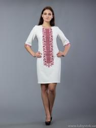 Вишите плаття D-048-05
