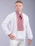 Вишита сорочка хрестиком ЧСВ 60-1