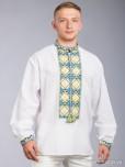 Вишита сорочка хрестиком ЧСВ 63-1