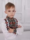 Вишита сорочка хрестиком ЧСВ 88-1Д