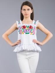 Вишиванка-блуза ЖБВ 39-1