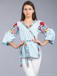 Вишиванка-блуза ЖБВ 40-1
