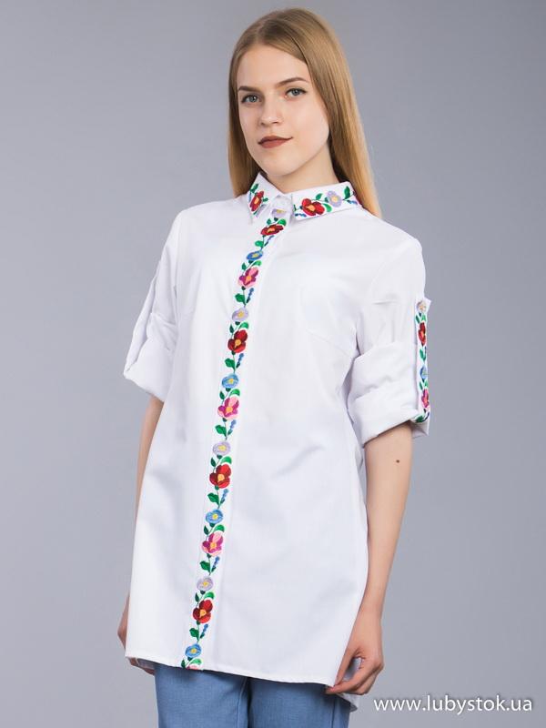 Вишиванка-блуза ЖБВ 41-1