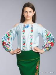 Вишиванка-блуза ЖБВ 43-1