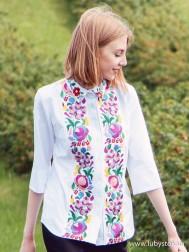Вишиванка-блуза B-045-01
