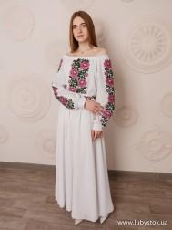 Вишита сукня ЖПВ 86-1