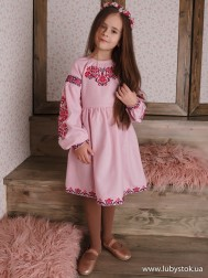 Вишите плаття ЖПВ 106-1