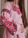 Вишита сукня для дівчинки ЖПВ 106-1