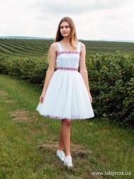 Вишите плаття D-068-01