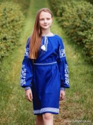 Вишите плаття ЖПВ 69-1