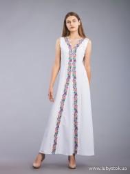 Вишита сукня гладдю ЖПВ 71-1