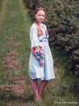 Вишита сукня гладдю ЖПВ 72-1