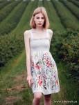Вишита сукня гладдю ЖПВ 76-1