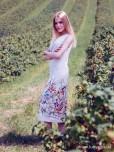 Вишита сукня гладдю ЖПВ 77-1