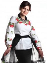 Вишиванка-блуза B-001-01