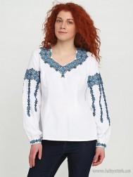 Вишиванка-блуза B-002-04