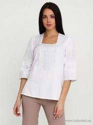 Вишиванка-блуза B-004-01