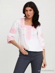 Вишиванка-блуза B-004-05