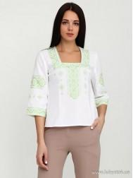 Вишиванка-блуза B-004-06