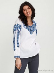 Вишиванка-блуза B-008-04