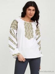 Вишиванка-блуза B-009-06