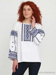 Вишиванка-блуза B-016-02