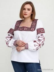 Вишиванка-блуза B-017-01