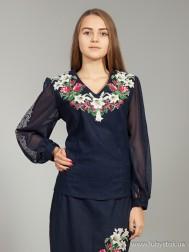 Вишиванка-блуза B-022-01