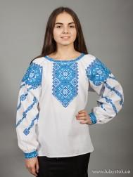 Вишиванка-блуза B-023-02