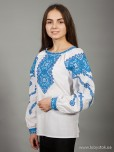 Жіноча вишиванка B-023-02