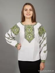Вишиванка-блуза B-023-03